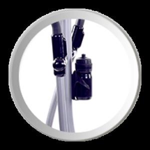 Symbol Sportstech Kreis Flasche