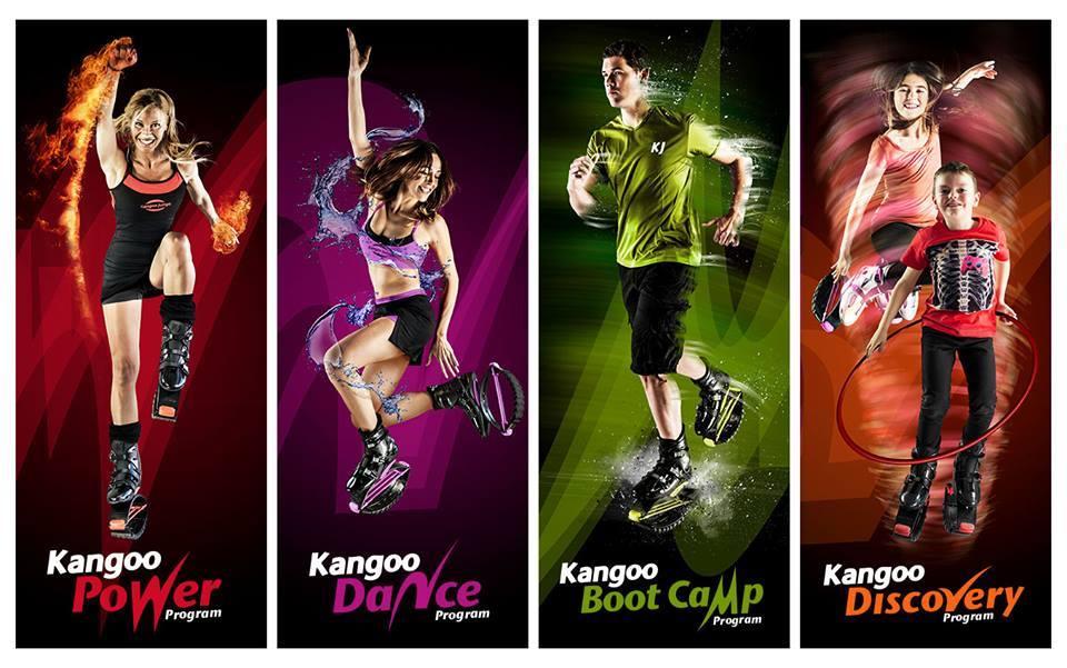 Kangoo Jumps fitness