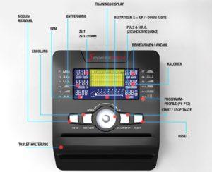 RX 600 Trainingscomputer