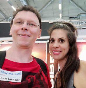 Sarah und Michael