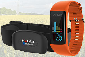 Fitnesstracker Polar A360