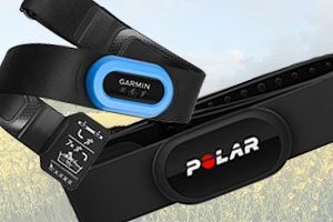 Brustgurte Garmin & Polar